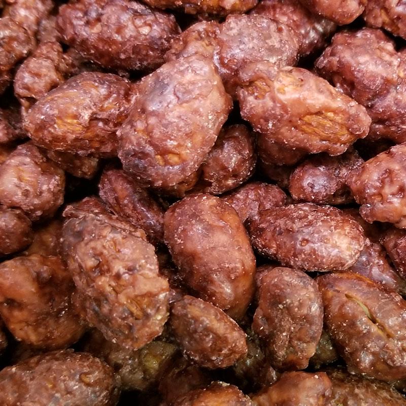 Black Raspberry Almonds