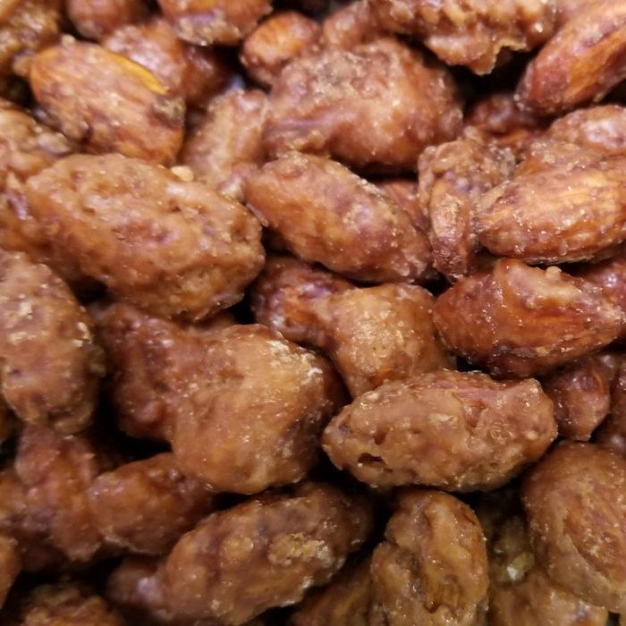 Maple Almonds