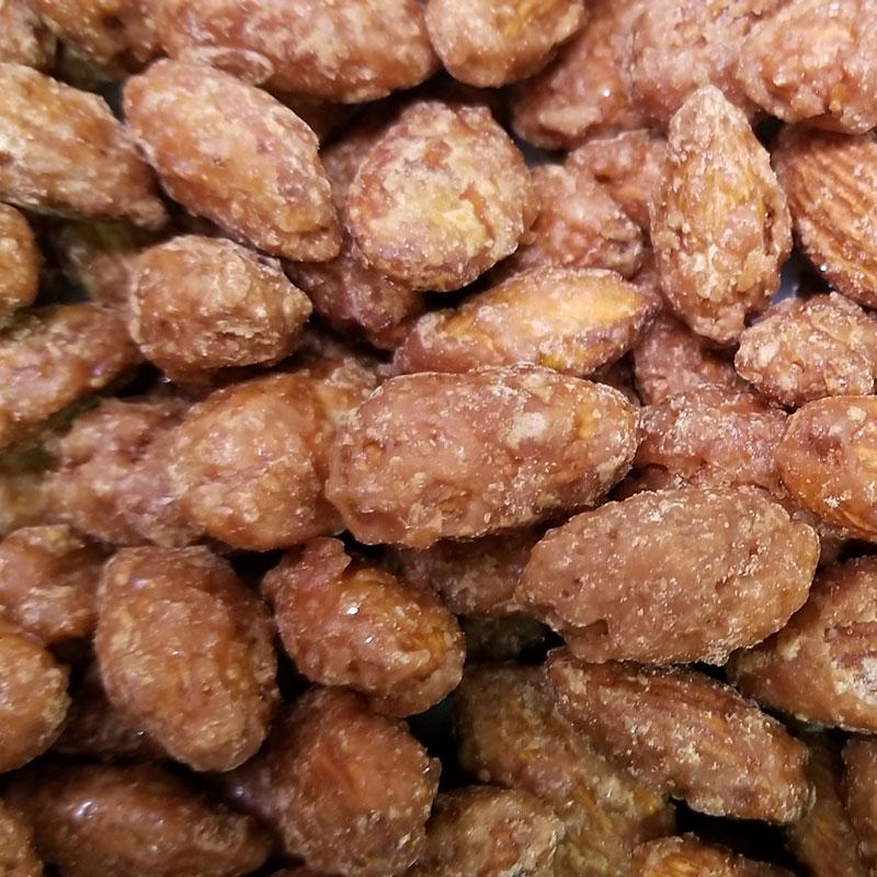 Vanilla Almonds