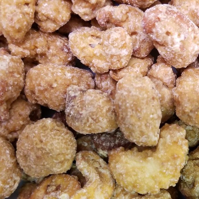 Salted Caramel Cashews