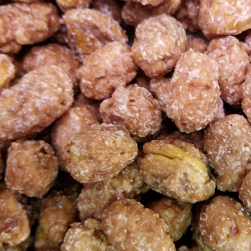 Salted Caramel Peanuts